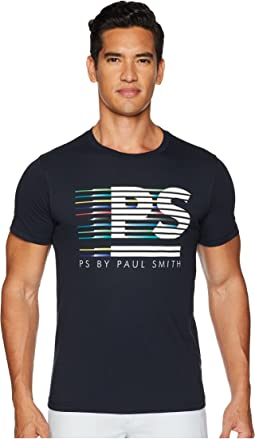 Paul Smith Stripe Slim Fit T-Shirt