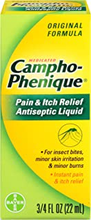 Campho-Phenique Antiseptic Liquid 3/4 oz (Pack of 2)