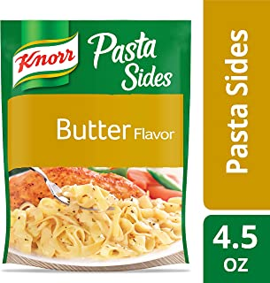Knorr Pasta Sides Pasta Sides Dish, Butter 4.5 oz (Pack of 8)