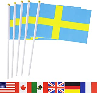 Best small swedish flag Reviews
