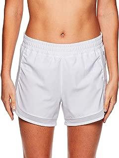 Women's Warrior Yoga Short - Bike & Running Activewear Shorts - 3 Inch Inseam