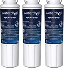 Waterdrop UKF8001 Refrigerator Water Filter, Compatible with Maytag & Whirlpool & Everydrop Filter 4, EDR4RXD1, UKF8001P, ...