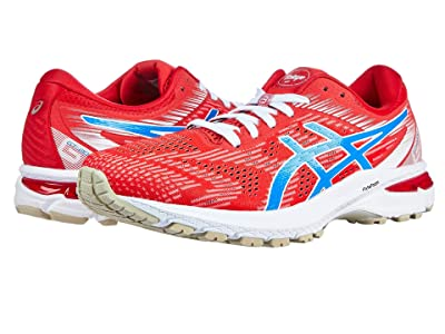 ASICS GT-2000 8 (Classic Red/Electric Blue) Women