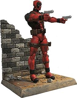 Marvel Select Deadpool Action Figure For Boys - Multi Color