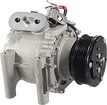 AUTEX AC Compressor and A/C Clutch CO 4910AC 1521182 77561 TEM275517 275517 Replacement for Buick Rainier 2004 2005 2006 2007/Chevrolet Trailblazer & GMC Envoy 2002 2003 2004 2005 2006 2007 2008 2009