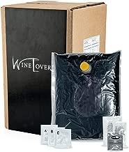 Wine Lovers Wine Making Kit (Zinfandel Blush)