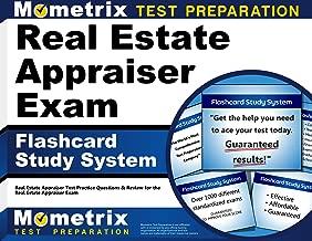 Real Estate Appraiser Exam Flashcard Study System: Real Estate Appraiser Test Practice Questions & Review for the Real Estate Appraiser Exam (Cards)