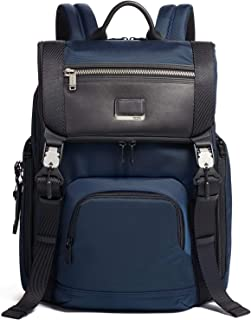 TUMI - Alpha Bravo Lark Laptop Backpack - 15 Inch Computer Bag for Men and Women - Navy