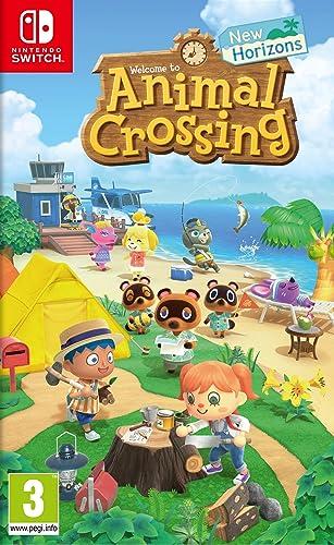 Amazon.nl-Animal Crossing: New Horizons - NL versie (Nintendo Switch)-aanbieding