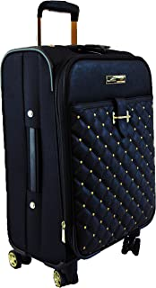 Arieyelle Upright Suitcase, Black