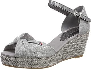 d7c2042d4636 Amazon.fr   Tommy Hilfiger - Sandales   Chaussures femme ...