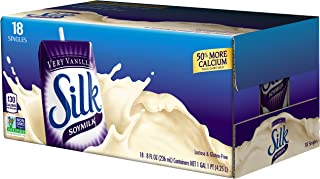 Best vanilla soy milk Reviews