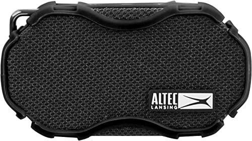 wholesale Altec sale Lansing Baby Boom Wireless, Bluetooth, Waterproof Speaker, Floating, IP67, Portable Speaker, popular Strong Bass, Rich Stereo System, Microphone, 30 ft Range, Lightweight, 6-Hour Battery outlet online sale