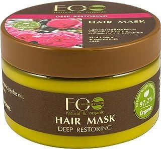 EO Laboratorie natural & organic Hair Mask Deep Restoring With Jojoba Oil, 250 ml, 250 g