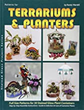 Terrariums and Planters - 30 Stained Glass Projects