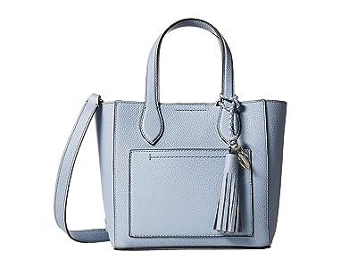 Cole Haan Piper Mini Tote Crossbody (Zen Blue) Cross Body Handbags