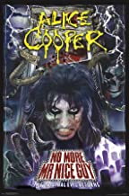 Trends International Alice Cooper-No More Mr. Nice Guy Mount Wall Poster, 22.375