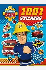 Fireman Sam: 1001 Stickers Paperback