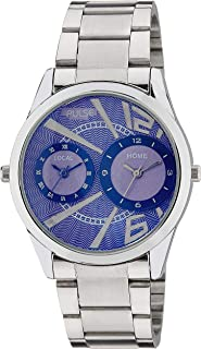 (Renewed) Pulse Analog Blue Dial Men's Watch - PL0702