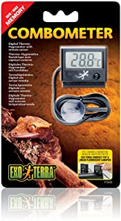 ExoTerra PT2470Higrómetro/Termómetro Digital LED - 1 Unidad