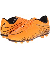 Nike Kids - Jr Hypervenom Phade II FG Soccer (Little Kid/Big Kid)