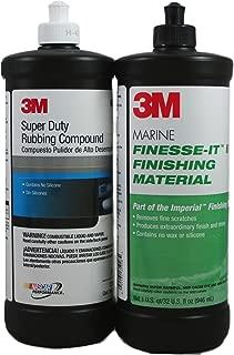 3M Marine Compound/Glaze Kit 5954/35928