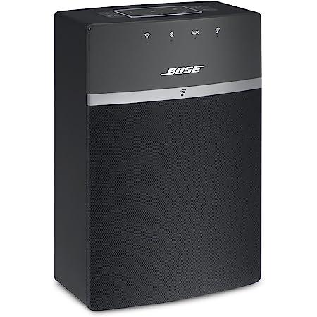 Bose SoundTouch 10 wireless speaker, works with Alexa - Black