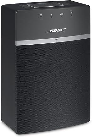 Sistema de música inalámbrico Soundtouch 10 de Bose, negro Negro
