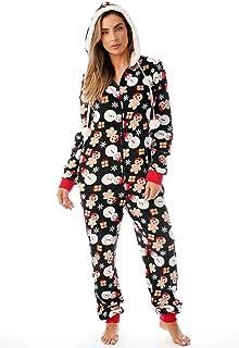 Just Love Holiday Pijama feo de Navidad para adultos