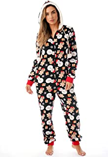 Holiday Ugly Christmas Adult Onesie Pajamas