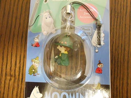 Moomin intelligentphone Stand Mascot (Snufkin)