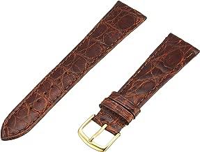crocodile watch strap