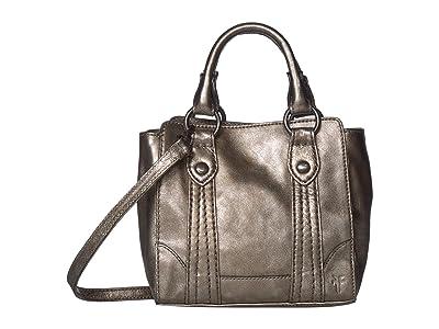 Frye Melissa Mini Tote Crossbody (Champagne) Handbags