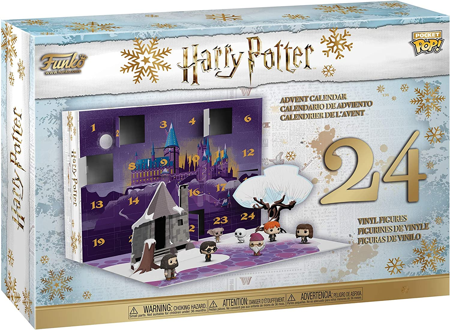 Amazon.com: Funko Advent Calendar   Harry Potter: Toys & Games