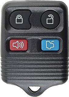 qualitykeylessplus 4 Button Keyless Entry Replacement Remote for FCC ID: CWTWB1U331 Free KEYTAG