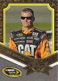 2012 Press Pass FanFare NASCAR Racing #7 Jeff Burton