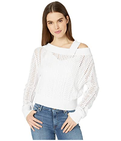 ASTR the Label Daphne Sweater (White) Women