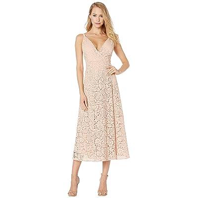 Bardot Genoveve Lace Dress (Dusty Rose) Women