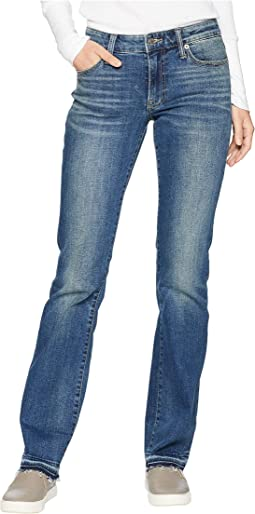 Sweet Mid-Rise Bootcut Jeans in Wichita