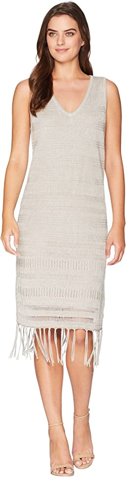 Cedar Pointelle Dress