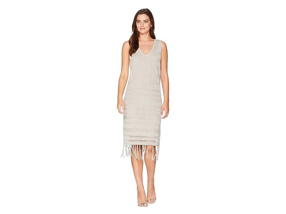 Tommy Bahama Cedar Pointelle Dress (Natural Light) Women