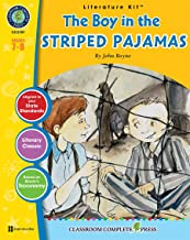 The Boy in the Striped Pajamas - Novel Study Guide Gr. 7-8 - Classroom Complete Press