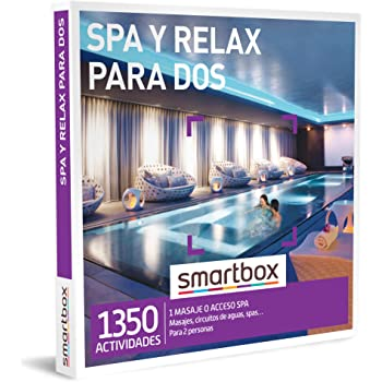 SMARTBOX - Caja Regalo - SPA y Relax para Dos - Idea de Regalo - 1 ...