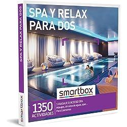 SMARTBOX - Caja Regalo - SPA y Relax para Dos - Idea de Regalo - 1 Actividad de Bienestar para 2 Personas
