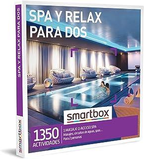Smartbox - Caja Regalo para Mujeres - SPA y Relax para Dos - Ideas Regalos Originales para Mujeres - 1 Actividad de Bienes...