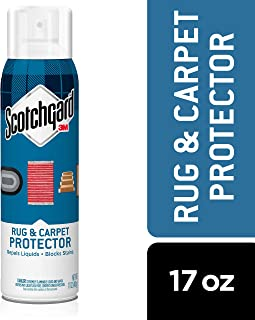 Scotchgard Rug & Carpet Protector, Repels Liquids, Blocks Stains, 17 Ounces