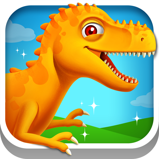 Dinosaur Park - Fossil dig and discovery dinosaur games for Kids in...