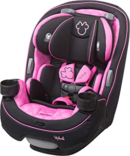 Disney Baby Grow & Go 3-in-1 Convertible Car Seat, Simply Minnie, One Size