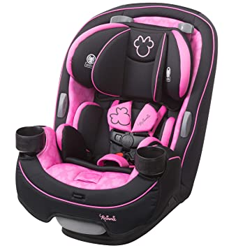 Disney Baby Grow & Go 3-in-1 Convertible Car Seat, Simply Minnie: image
