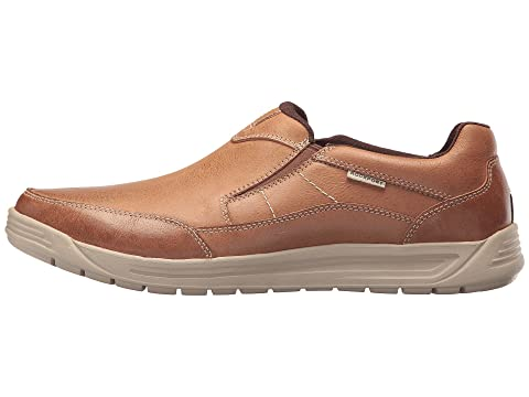 Boston Rockport Slip TanBrown Randle On BWOqw8xF